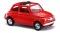 Busch 48720 Fiat 500, Rot