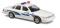 Busch 49027 Ford Crown Helper Police