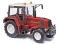 Busch 50408 Traktor ZT 323-A rot m.Winte