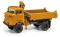 Busch 95254 IFA W50 3SK m.Kran orange