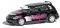 Busch 9838661 Chrysler PT Cruiser Pink Fl.