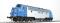 ESU 30223 Diesellok,Pullman I,Nohab MY, Altmark Rail, MY 1155, Ep VI, rot/braun, Vorbildzustand um 2013, LokSound, Raucherzeuger