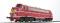 ESU 30226 Diesellok, Pullman I,Nohab MY, DSB MY 1159, Ep V, rot/schwarz, Vorbildzustand um 1999, LokSound, Raucherzeuger