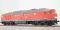 ESU 31160 Diesellok, H0, 232 571, DB Ep VI, verkehrsrot, Vorbildzustand um 2010, LokSound, Raucherzeuger,  DC/AC
