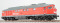 ESU 31163 Diesellok, H0, BR 132, 132 547, DR Ep IV, bordeauxrot, Vorbildzustand um 1984, LokSound, Raucherzeuger, DC/AC