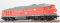 ESU 31165 $ Diesellok, H0, BR 132, 234 304, DB Ep V, minttürkis, Vorbildzustand um 1995, LokSound, Raucherzeuger,  DC/AC