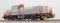 ESU 31250 31150/Diesellok, H0, BR 261-054, verkehrsrot, EP VI, LokSound, Raucherzeuger, DC/AC