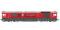 ESU 31274 Diesellok, H0, C77 Crossrail DE 6314, verkehrsrot, Vorbildzustand um 2013, LokSound, Raucherzeuger, DC/AC
