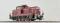 ESU 31411 Diesellok, H0, BR V60, 260 269, Ozeanblau-Beige, DB Ep IV, Vorbildzustand um 1983,LokSound, Raucherzeuger, Rangierkupplung, DC/AC
