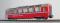 ESU 36363 Panoramawagen BEX, Pullman IIm, RhB Bps 2505, BERNINA rot, Ep VI