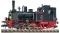 Fleischmann 391101 Dampflok BR 89.70, DB AC