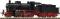 Fleischmann 414406 Dampflok BR 54 mit gr