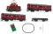 Fleischmann 481702 Analog-Set: Zahnradbahn Jubi