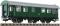 Fleischmann 509603 Umbauwagen 3a. 2.Kl.m.Packabteil