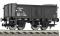 Fleischmann 521104 Offener Güterwagen Bauart O,