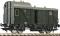 Fleischmann 530007 Guterzugbegleitwagen  ex.Pwagen pr