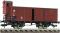 Fleischmann 536603 Gedeckter Güterwagen mit Bre