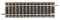 Fleischmann 6103 Gleis gerade 100 mm