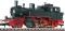 Fleischmann 703301 Dampflokomotive BR 91.3 der
