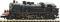 Fleischmann 707583 Dampflok der SNCF Typ 232 TC