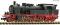 Fleischmann 707584 Steam locomotive BR 78 DB DCC
