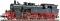 Fleischmann 707781 Dampflok BR 78 DB, DCC