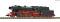 Fleischmann 712376 Steam locomotive BR 023 DB Snd.