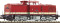 Fleischmann 721005 Diesellok  BR 112 rot