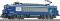Fleischmann 736004 E-Lok BB 22200 Transilien