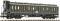 Fleischmann 804201 Abteilwagen 4a. 2./3.Kl. DB