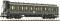 Fleischmann 804303 Abteilwagen 4a. 3.Kl. DB