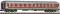 Fleischmann 811112 UIC-X-Schnellzugwagen 1./2.