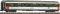 Fleischmann 814482 Eurofima-Reisezugwagen 2. Kl., SNCF, Ep V-VI, Corail-Ausführung