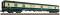 Fleischmann 819003 Gepackwagen, Dms905, Ozean b