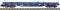 Fleischmann 828812 Rungenwagen Res bl, CFL