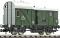 Fleischmann 830001 Güterzugbegleitwagen der DR