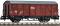 Fleischmann 831602 Gedeckter Güterwagen Bauart