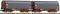 Fleischmann 837920 2tlg. Set Schiebeplanenwagen
