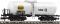 Fleischmann 848024 Kesselwagen DSM, eingestel
