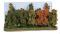 Heki 2000 Herbstwald, 10 Bäume 10-14 cm