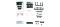 Herpa 083980 Teileservice Fahrerhaus MAN TGS LX Euro 6 ohne WLB & Dachspoiler