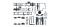 Herpa 084277 Teileservice Mercedes-Benz Actros 2011 Fahrgestell mit Abrollkinematik