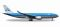 Herpa 530552 Airbus A330-200 KLM