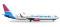 Herpa 531085 Boeing 737-800 FlySafair