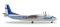 Herpa 558914 Antonov AN-24RV Aeroflot