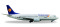 Herpa 562546 Boeing 737-300 Lufthansa Fanhansa