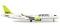 Herpa 562607 Bombardier CS300 airBaltic