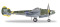 Herpa 580229 Lockheed P-38J Lightning U.S. Army Air Forces 23 Skidoo