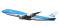 Herpa 611442 Boeing 747-400 KLM