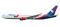 Herpa 611749 Boeing 767-300 Azur Air (Deutschland)